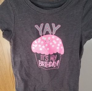 Other - 2T birthday shirt